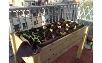 Mesa de cultivo en Kit 170x90x80
