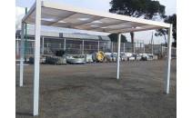 Kit Pergola Transporterra 4,5m x 3m