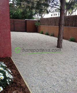 Jardines con grava for Decoracion jardin grava